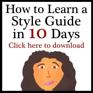 Download: How to Learn a Style Guide